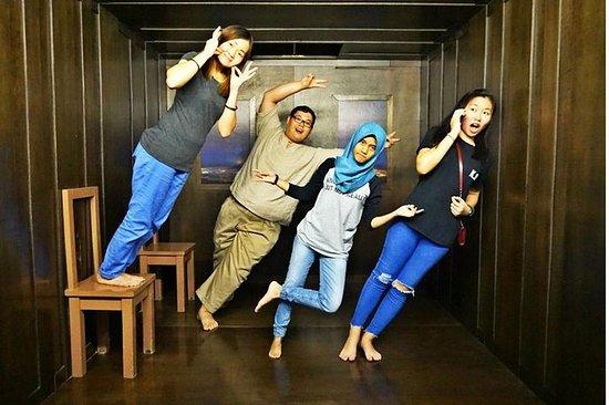 Penang 3D Trick Kunst Museum Eintritt