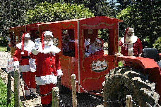 Santa's Village (Aldeia do Papai...