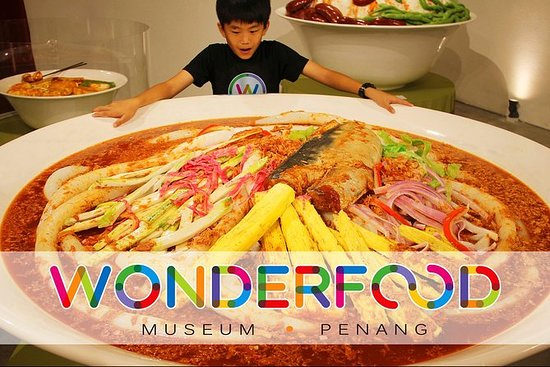 Wonderfood Museum Penang ...