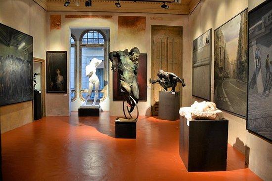 MEAM, European Museum of Modern Art...