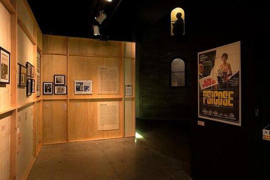 Ingresso de entrada para o Museu da...