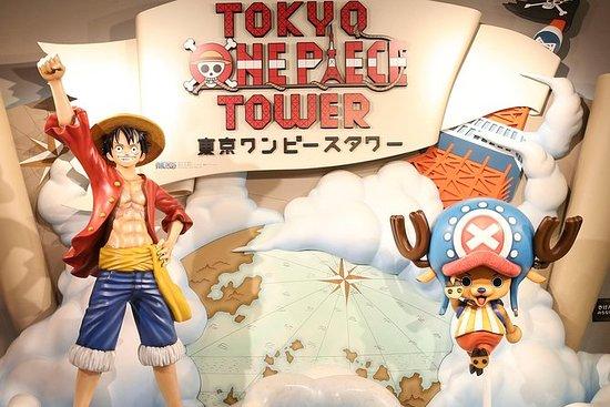 Billet d'entrée pour la Tokyo ONE...