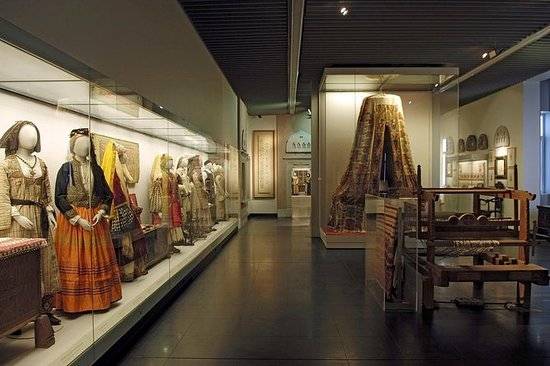 Benaki Museum der griechischen Kultur...