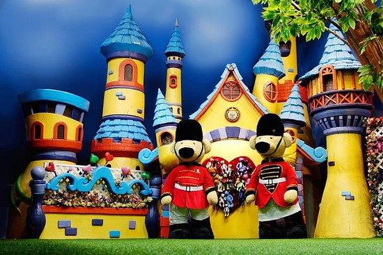 Entrada al Museo Teddy Bear en Pattaya