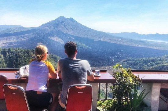 Excursões ao Vulcão Kintamani