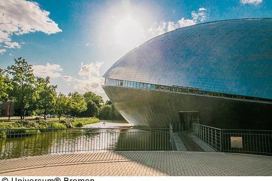 Boleto de admisión de Universum Bremen