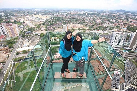 Melaka The Shore Sky Tower Ingressos