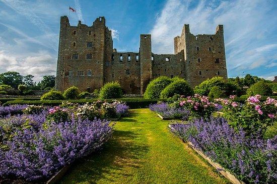Billet d'admission au château de...