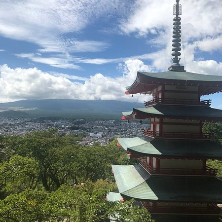 Excursion Monte Fuji Y Lagos - Day Tour