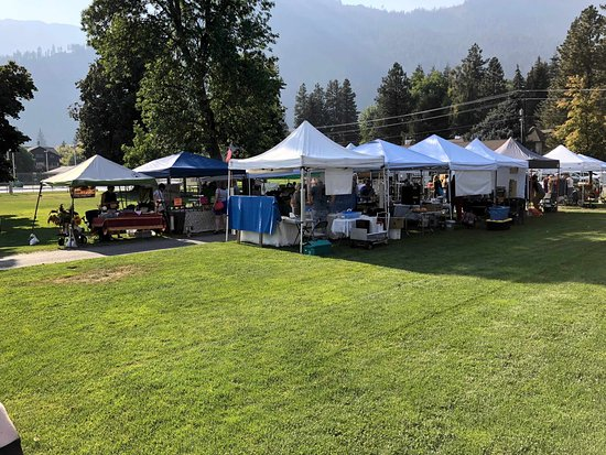 Leavenworth Farmer's Market