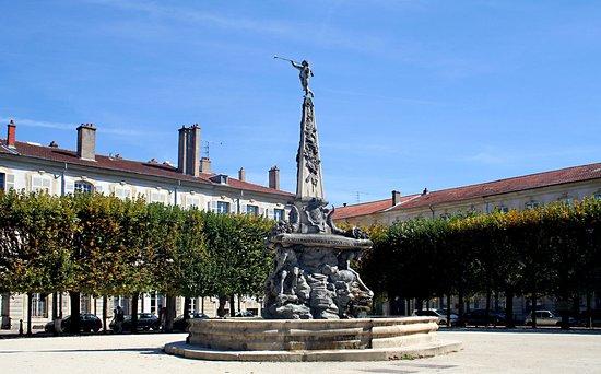 Place d'Alliance - World Heritage Site