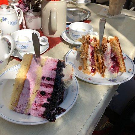 Maxi torte