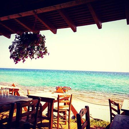 Ellinas: Superb sea view