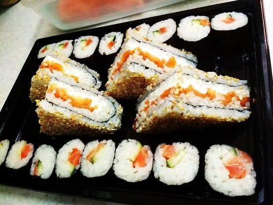 Суши Лав: Сэндвичи и хосомаки