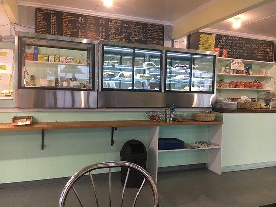 Murchison, Selandia Baru: The serving area