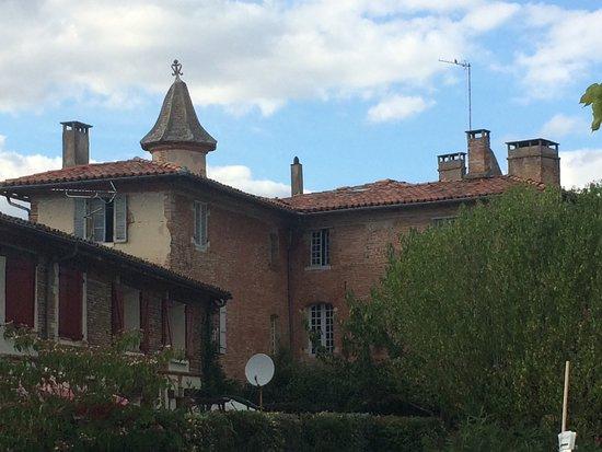 Daux, Francia: Le chateau (restaurant)
