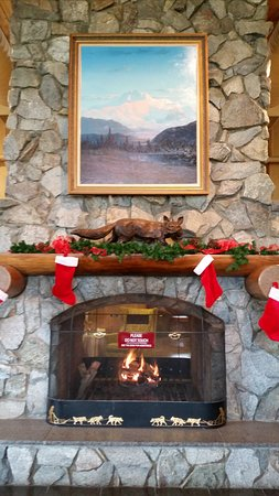 """Trapper Creek, Alaska: They were celebrating """"Christmas in August"""" - a tradition."""