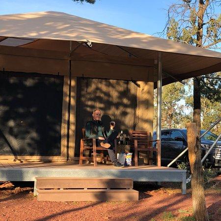 Glamping At Flinders Rangers