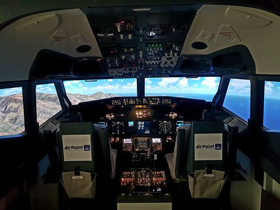 AirPoint - Flight Simulator Experience