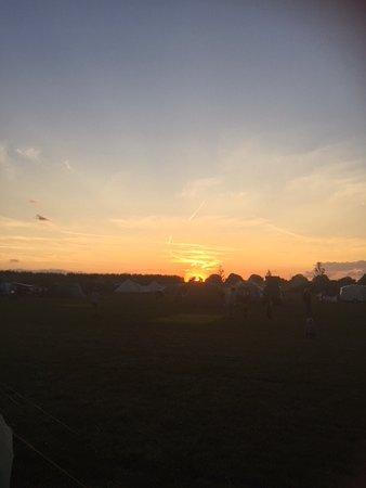 Eastry, UK: Sunset