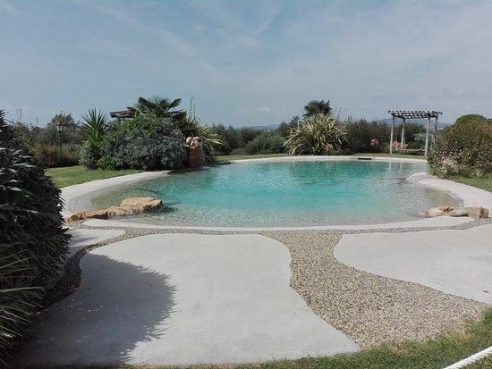 Pescia Romana, Italy: la piscina