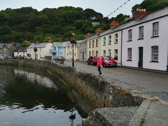Fishguard, UK: Quay Street