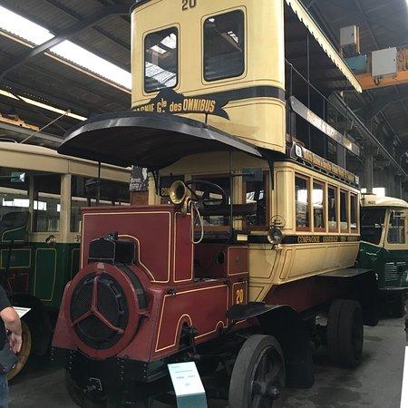 Musée des Transports Urbains: photo5.jpg