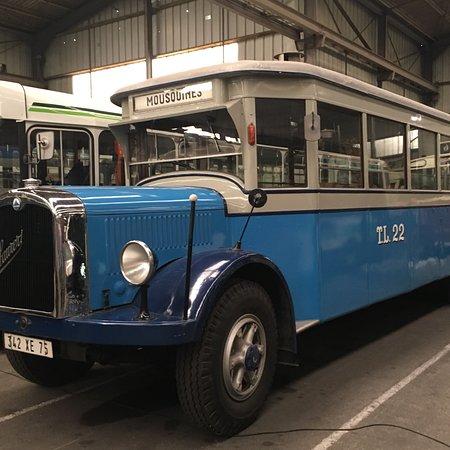 Musée des Transports Urbains: photo6.jpg