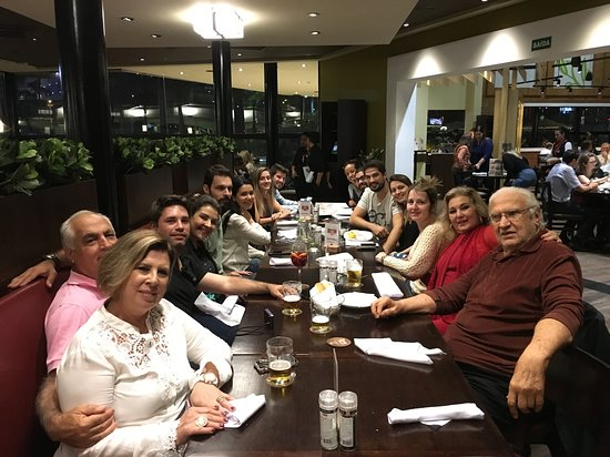 Happy Hour Picture Of Olive Garden Campinas Tripadvisor