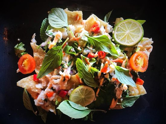 Orihuela Costa, Испания: Asian inspired dishes