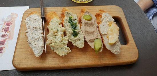 Trout, Bread and Wine, Lviv - Picture of Trout, Bread and Wine, Lviv -  Tripadvisor