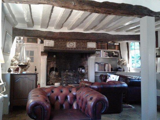 Vieux-Port, ฝรั่งเศส: Parlour - tea room
