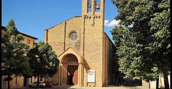 San Domenico Church: храм