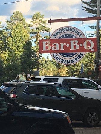 Ray Brook, Нью-Йорк: BBQ