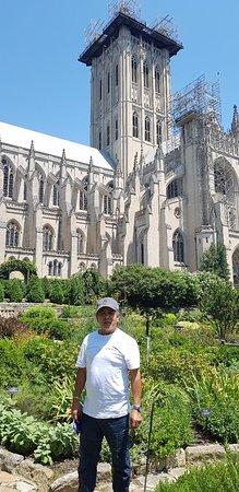 Washington National Cathedral: 20180714_121838_large.jpg