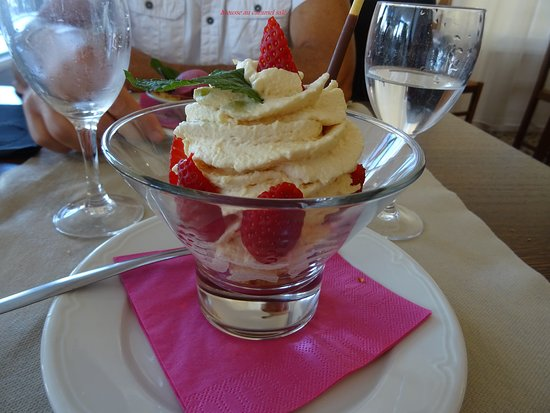 Saint-Michel-Chef-Chef, فرنسا: dessert