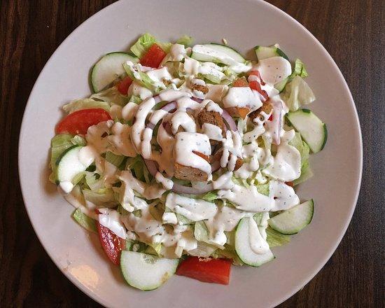East Rochester, NY: Sophia's salad