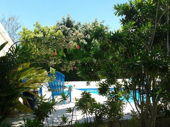 Gibbes, Barbados: Pool and Garden
