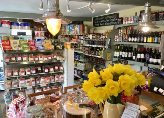 Itteringham, UK: The Village Shop