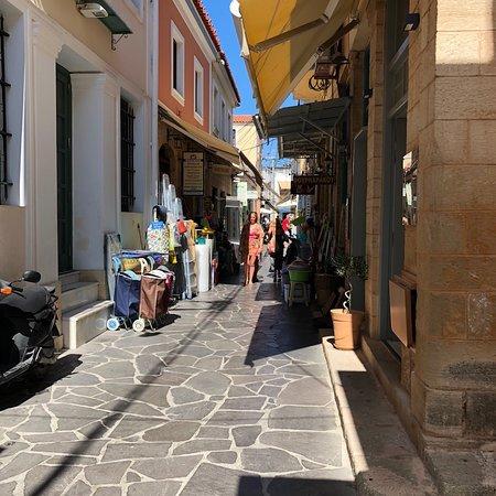 Tagesausflug Aegina