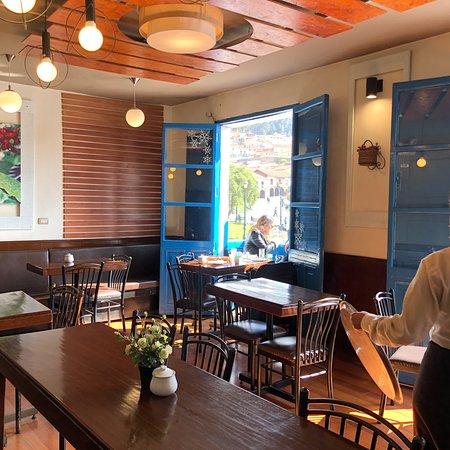 Imagen de Cappuccino Cafe Cusco