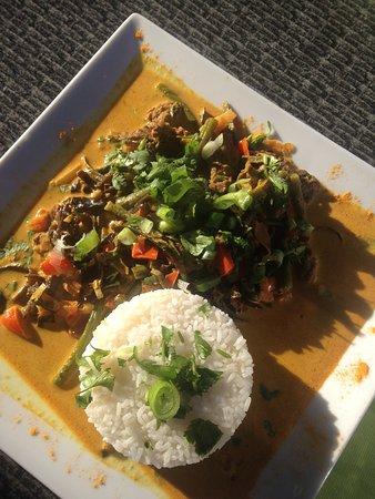 Boeuf curry