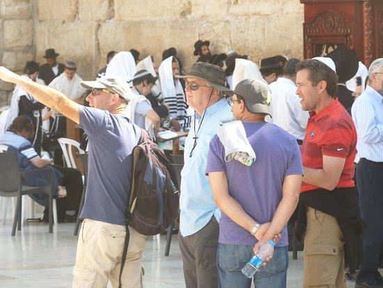 5 Senses Tour Israel