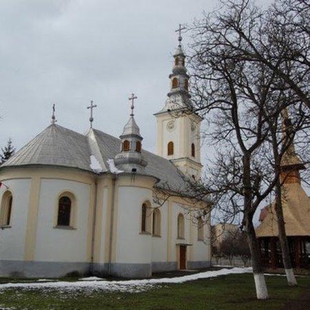 Biserica Ortodoxa Romana Sfintii Arhangheli Mihail si Gavril