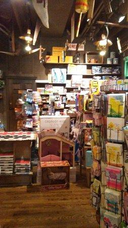 Cracker Barrel Gift Shop