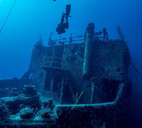Scubafun: St. George, Punta Cana