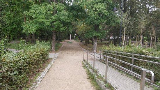 Park Przyjazni Polsko-Wegierskiej
