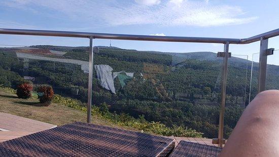 Matrahaza, Венгрия: Gyönyörű a panoráma.
