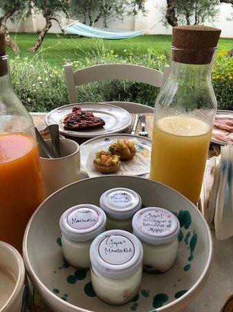 Montalbano, Италия: Breakfast