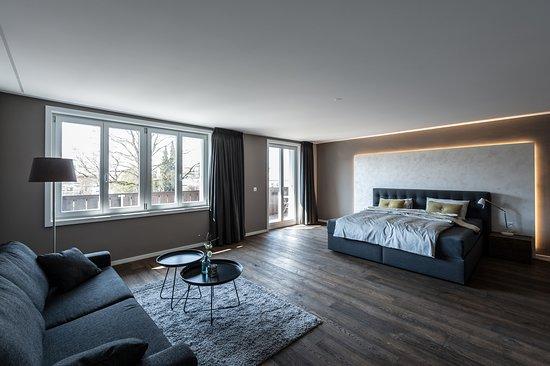 Buren an der Aare, Schweiz: Suite / Familienzimmer
